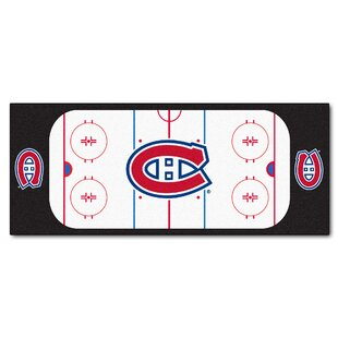 NHL - Montreal Canadiens Rink Runner Doormat By FANMATS