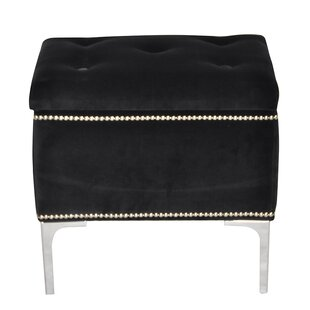 Luxe Footstool By Happy Barok