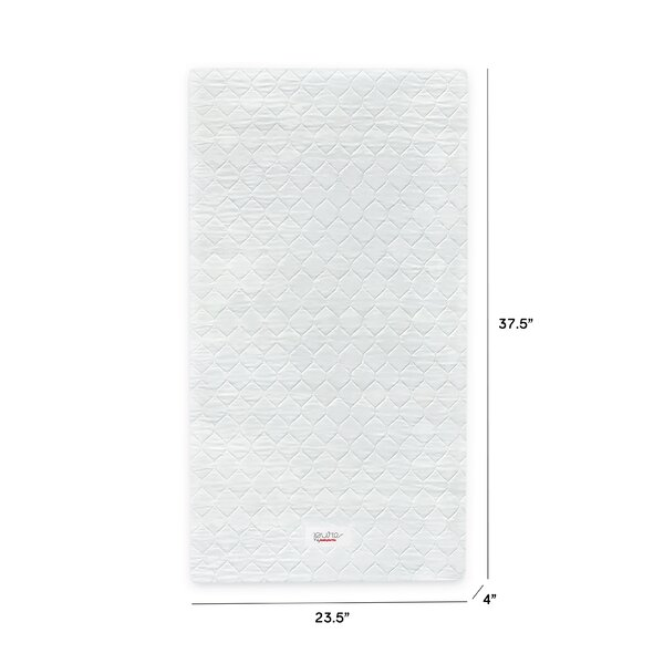 Pure Core 2 Stage Waterproof Mini Crib Mattress Reviews Allmodern