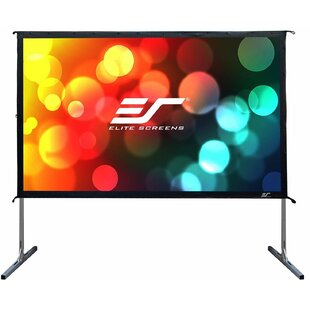 Reviews Yard Master 2 Series 120 Portable Projection Screen By Elite Screens