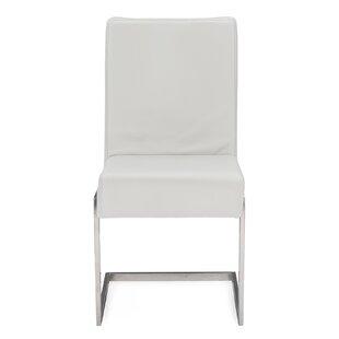 Latitude Run Alas Parsons Chair (Set of 2)