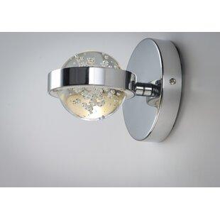 Eastvale 1-Light LED Flush Mount By Orren Ellis
