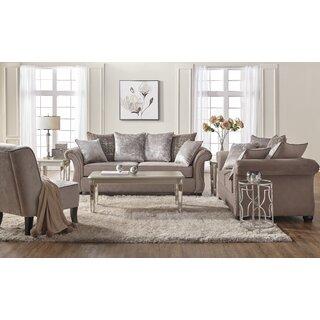Agnes Configurable Living Room Set by Alcott Hill SKU:BB364404 Description