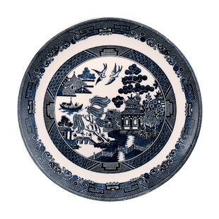 Classic Willow 10.5  Dinner Plate (Set of 6)  sc 1 st  Wayfair & Blue Willow Dinner Sets | Wayfair