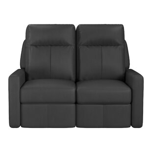 Cody Leather Reclining Loveseat