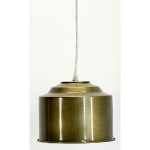 Capitania 1 Light Inverted Pendant. By TLC Home