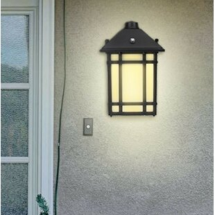 Gunnar LED Outdoor Wall Lantern