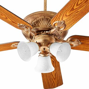 Best Price 60 Souza 5-Blade Ceiling Fan By Astoria Grand