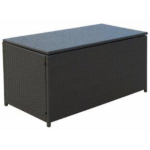376 L Rattan Storage Box By WFX Utility