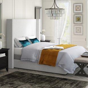 Best Price Hansen Upholstered Panel Bed by Brayden Studio Reviews (2019) & Buyer's Guide