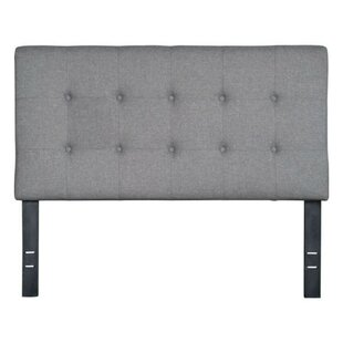 Bernabe Full Upholstered Panel Headboard