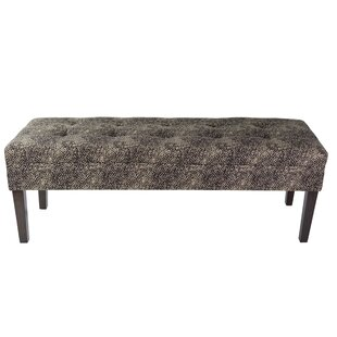 Terese Tufted Upholstered Bench