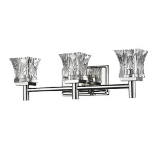 Affordable Price Kehl 3-Light Vanity Light By House of Hampton