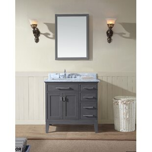 Searching for Arminta 36 Single Bathroom Vanity Set By Charlton Home