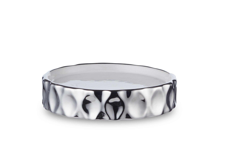 Roselli Silver Wave Soap Dish Wayfair