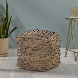 Kimberlee Tufted Pouf by Bungalow Rose