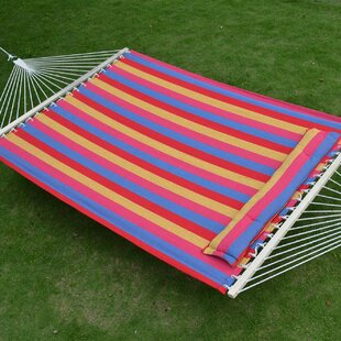 Lenwood Double Tree Hammock