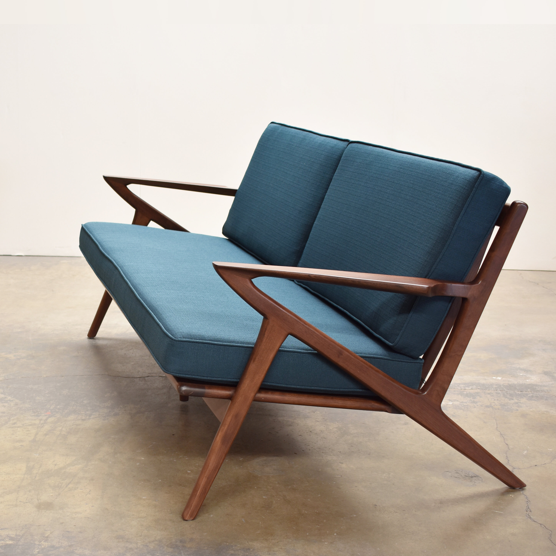 Mcfaddin mid century modern sofa allmodern