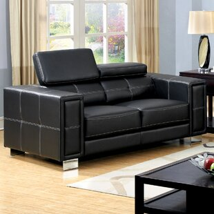 Compare & Buy Glenwill Loveseat by Hokku Designs Reviews (2019) & Buyer's Guide
