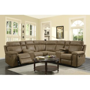 Check Prices Ohara Reclining Sectional by Red Barrel Studio Reviews (2019) & Buyer's Guide