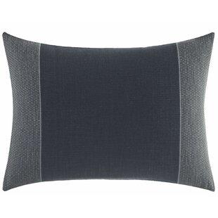 Nomad Blocked Rib Cotton Lumbar Pillow