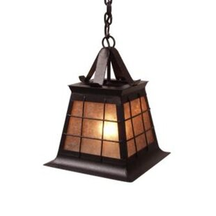 Top Ridge 1-Light Outdoor Pendant