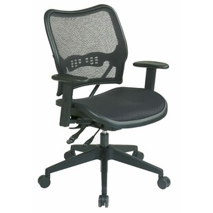 Office Star Products Space Mid-Back Mesh Desk Chair