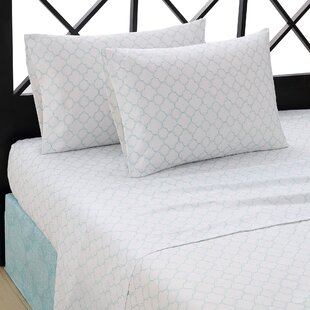Flaxville 4 Piece Sheet Set