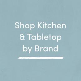 Shop Top Kitchen Brands