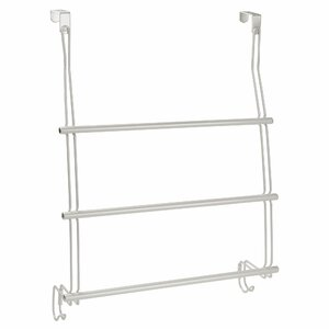 Classico Over-the-Door Towel Rack