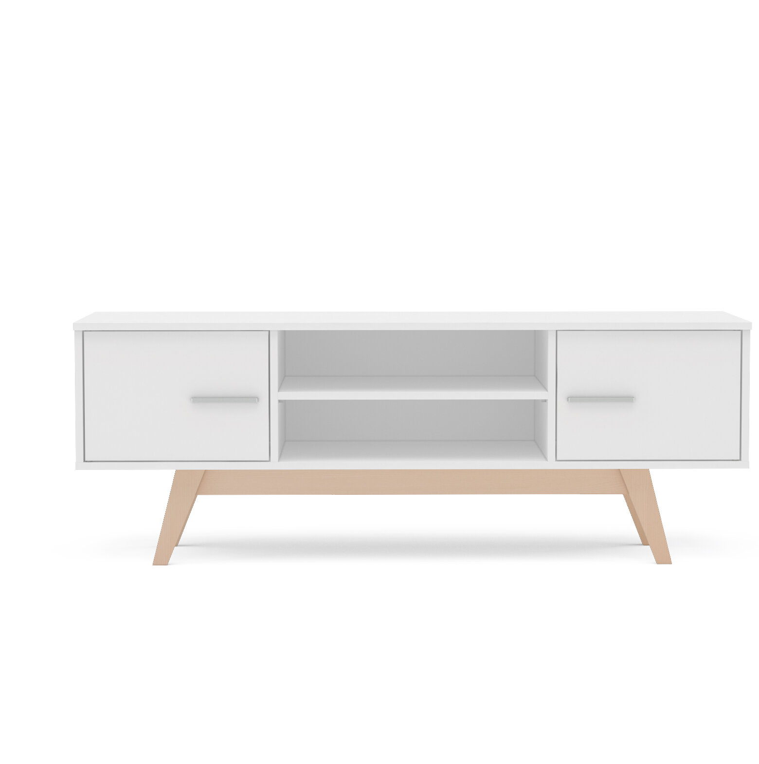 Langley Street Carneal Tv Stand For Tvs Up To 55 Reviews