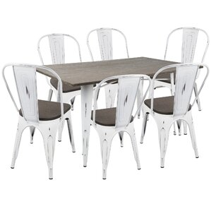 Dohosan 7 Piece Dining Set by Trent Au..