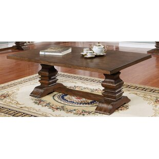 Lynnville Coffee Table Darby Home Co