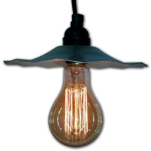 String Light Company 1-Light Cone Pendant