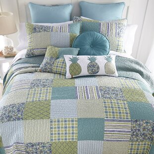 Bay Isle Home Whitman Patch Quilt