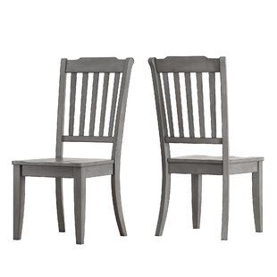 Back Bay Solid Wood Dining Chair (Set of ..