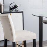 Axyk-Lee Counter & Bar Stool (Set of 2) by Red Barrel Studio®