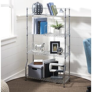4-Tier Standard Bookcase Rebrilliant