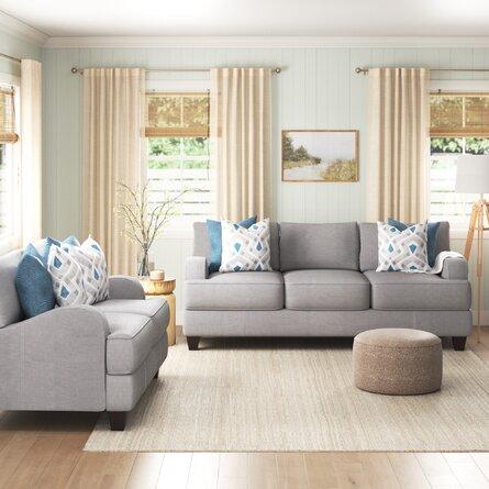 Rosellie 2 Piece Living Room Set
