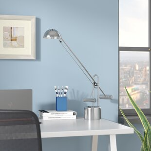 Compare & Buy Montague 29 Desk Lamp By Wade Logan