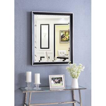Williston Forge Manorhaven Accent Mirror Wayfair