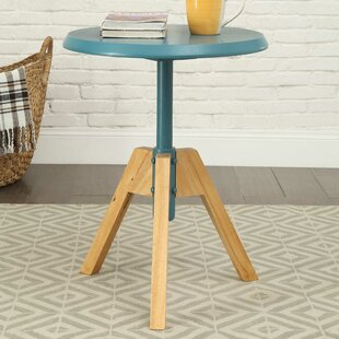 Oleson End Table by Wrought Studio