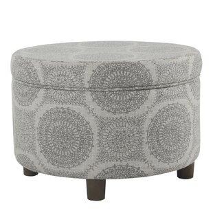 Mukai Storage Ottoman by Bungalow Rose
