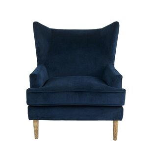 Kiera Wingback Chair by Wi..