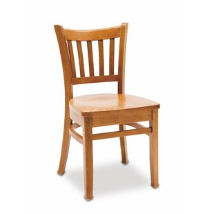 Grill Solid Wood Dining Chair by Holsag