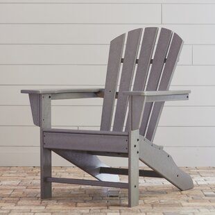 Palm Coast Plastic Adirondack Chair