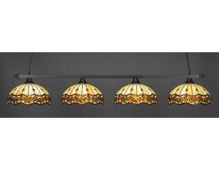 Red Barrel Studio Blandy 4-Light Billiard Pendant
