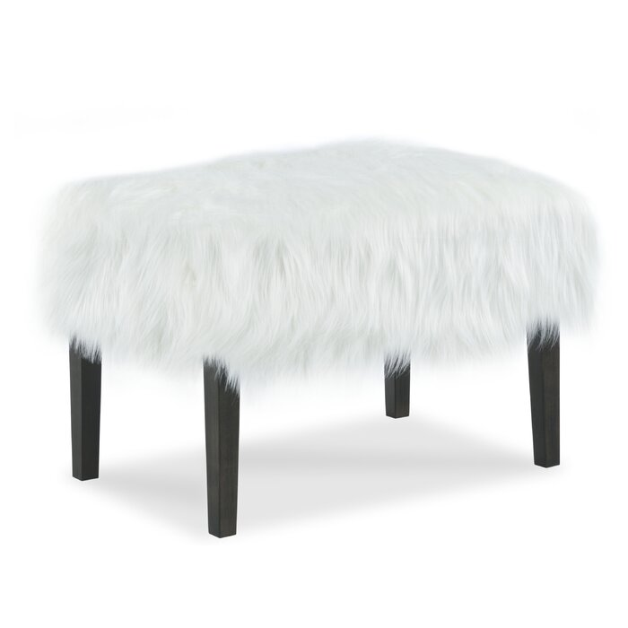 Outstanding Furry Ottoman Alphanode Cool Chair Designs And Ideas Alphanodeonline
