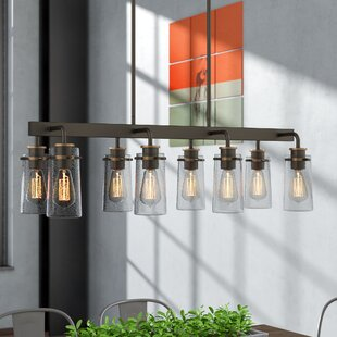 Trent Austin Design Fruita 8-Light Kitchen Island Pendant