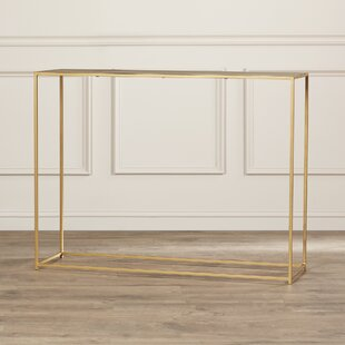 Blaxcell Console Table by Willa Arlo Interiors